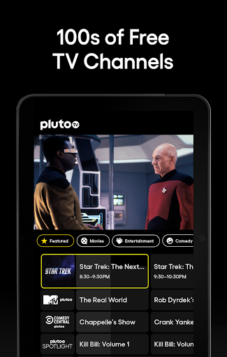Foto do Pluto TV - Free Live TV and Movies