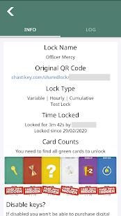 ChastiKey - Timed Keyholder