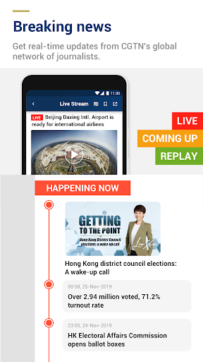 CGTN u2013 China Global TV Network  Screenshots 1