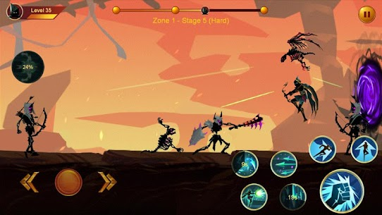 Shadow Fighter 2 Mod Apk 1.20.1 (Large Amount of Currency) 6