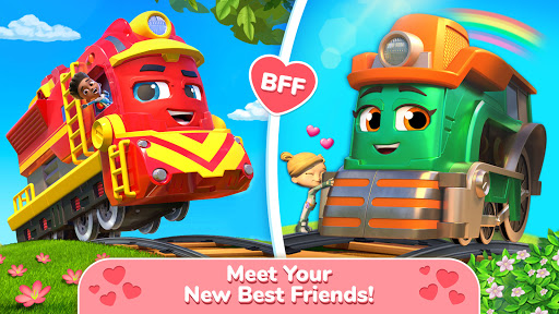Mighty Express - Play & Learn with Train Friends 1.2.8 screenshots 4