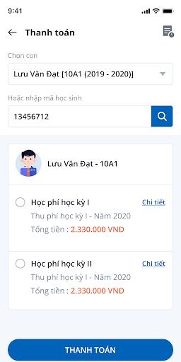 vnEdu Connect 2.4.4 Screenshots 3