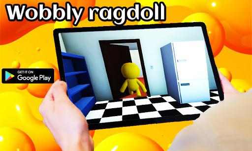Code Triche Wobbly life gameplay Ragdolls (Astuce) APK MOD screenshots 5