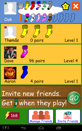 Odd Socks 4.4.2 screenshots 12