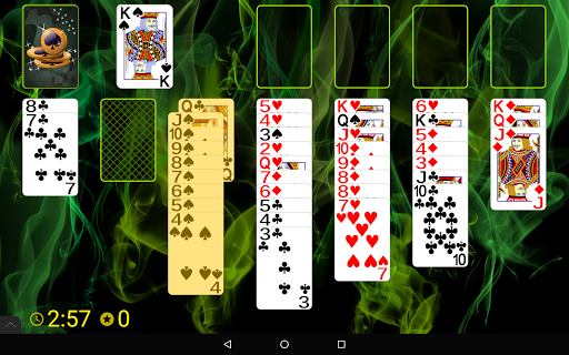 Spider Solitaire (Web rules)  screenshots 9