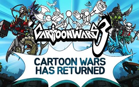Cartoon Wars 3 Mod Apk – Get Unlimited Money and Gold 2