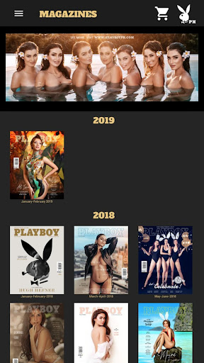 Playboy Philippines 1.0.0120 Screenshots 3