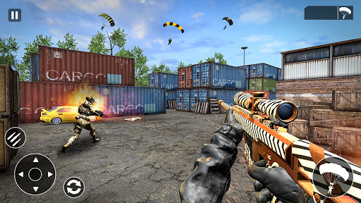 new action games  : fps shooting games screenshots 7