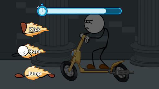 Stickmin Stories: Thief Escape  screenshots 9