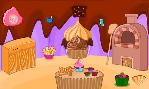 Escape Games-Cupcake Rooms  screenshots 6