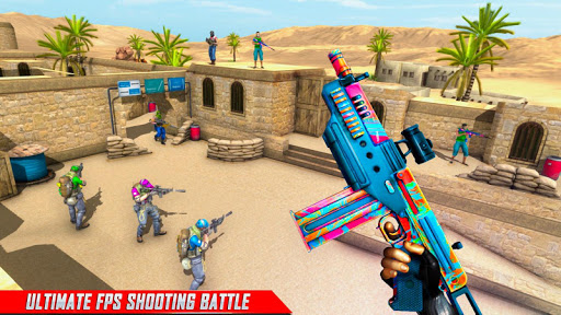 Fps Shooting Strike - Counter Terrorist Game 2019 1.0.28 screenshots 3
