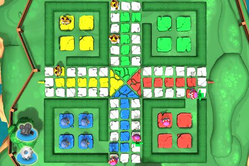 Ludo 3D Multiplayer  screenshots 13