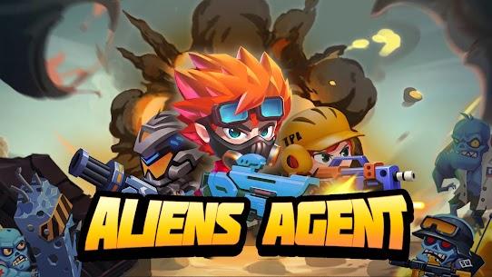 Bullet Brawl: Alien Battlelands Shootout MOD (Money/Bombs/Ammo) 1