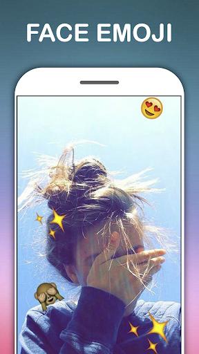 Face Emoji Photo Editor  Screenshots 1