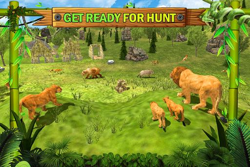 Jungle Kings Kingdom Lion Family screenshots 14