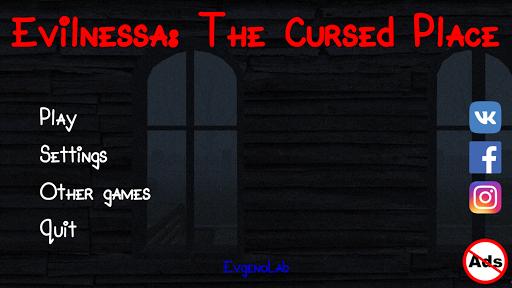 Evilnessa: The Cursed Place  screenshots 1