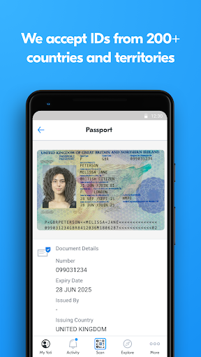 Yoti - your digital identity  Screenshots 6