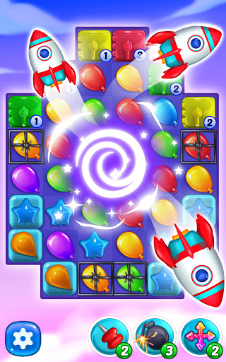 Balloon Paradise - Free Match 3 Puzzle Game 4.1.5 screenshots 2