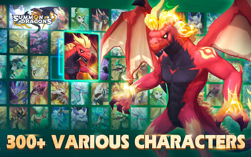Summon Dragons 1 screenshots 5