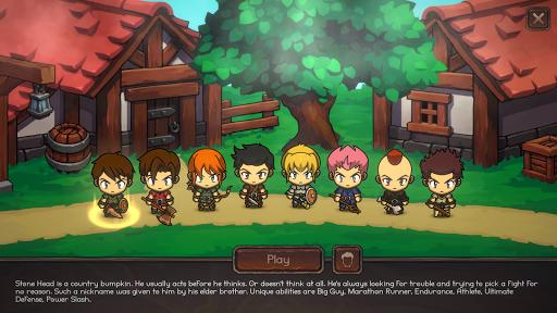 Kinda Heroes: The cutest RPG ever! 1.49 screenshots 1