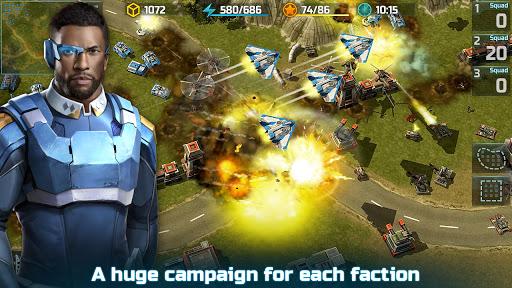 Art of War 3: PvP RTS modern warfare strategy game  screenshots 4