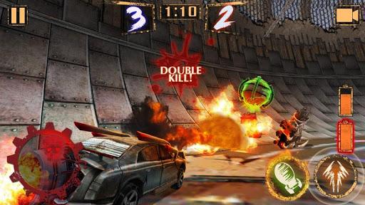 Rocket Car Ball screenshots 19