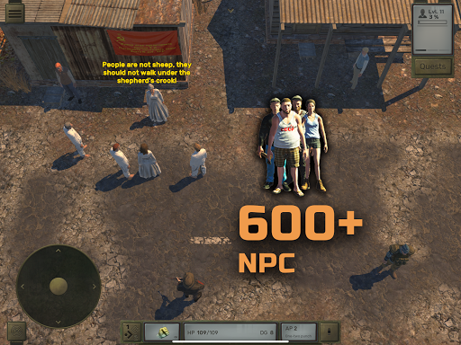 ATOM RPG apktram screenshots 19