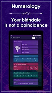Numerology Mod Apk- Rediscover Your Life Purpose (Unlocked) 9