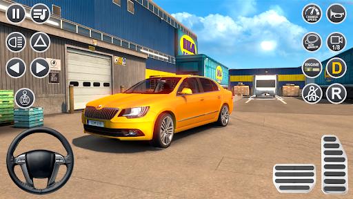 Real Car Parking Car Game 3D apkpoly screenshots 6