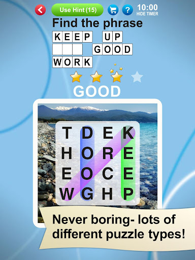 Word Search World Traveler 1.16.1 screenshots 12