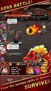 Hero C Mod Apk: Legend of Heroes (Unlimited Gold/Diamonds) 5