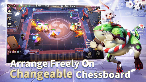 onmyoji chess screenshot 3