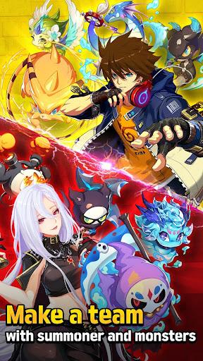 Capsulemon Fight! : Global Monster Slingshot PvP Apkfinish screenshots 10