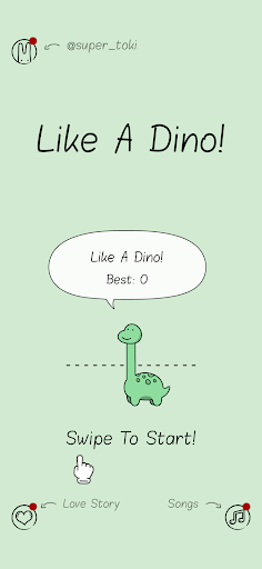 Like A Dino! apkdebit screenshots 6