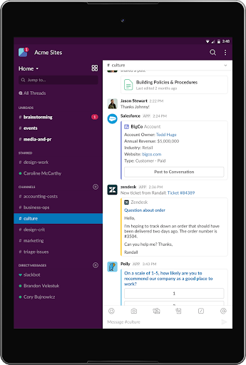 Slack 21.04.10.0 Screenshots 7