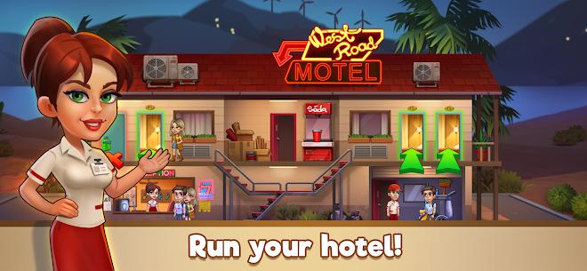 Doorman Story: Hotel Team APK MOD HACK (Dinero Ilimitado) 2