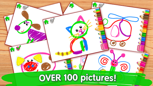Drawing for Kids Learning Games for Toddlers age 3 screenshots 5
