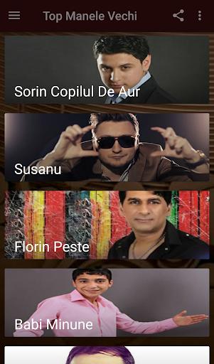 Top Manele Vechi screenshots 3