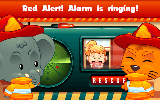Marbel Firefighters - Kids Heroes Series android2mod screenshots 1