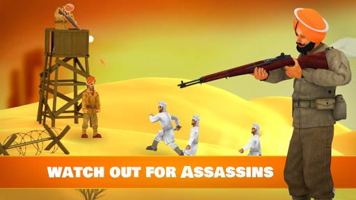 Saragarhi Fort Defense: Sikh Wars Chap 1  screenshots 5