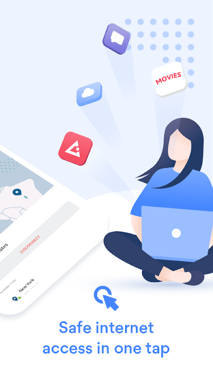 NordVPN: Best VPN Fast, Secure & Unlimited – Apps on Google Play poster 2