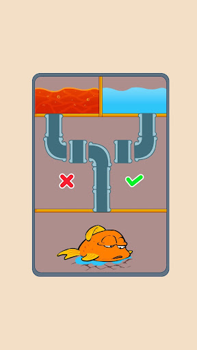 Save Fish - Block Puzzle Aquarium apktreat screenshots 1