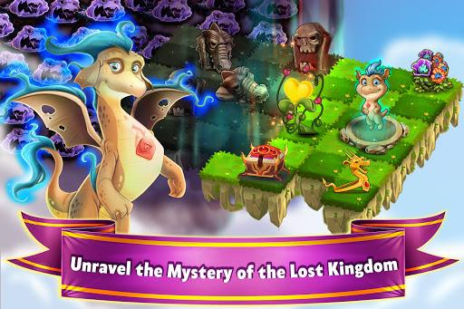 Dragon Land - Merge, Collect & Evolve Dragons! screenshots 8