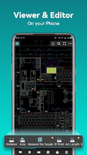 DWG FastView-CAD Viewer & Editor screenshots 1
