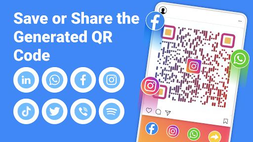 QR Code Generator - QR Code Creator & QR Maker  Screenshots 5