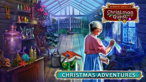 Hidden Objects: Christmas Quest screenshots 5