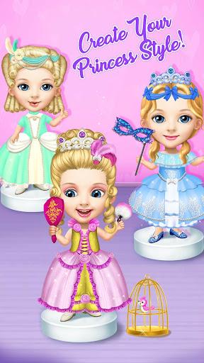 Pretty Little Princess - Dress Up, Hair & Makeup  screenshots 3