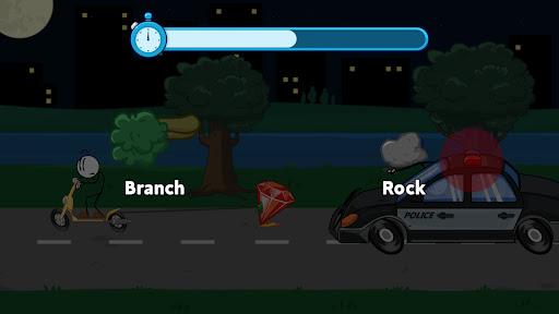 Stickmin Stories: Thief Escape  screenshots 10