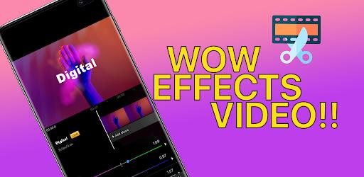 WOWeffects Video edit Versi 1.0.1