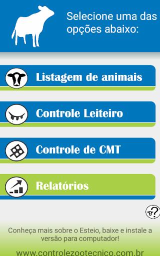 Esteio Controle de Leite e CMT For PC Windows (7, 8, 10, 10X) & Mac Computer Image Number- 6